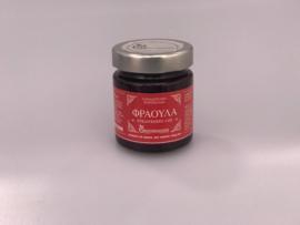 Marmelade van Aardbeien uit Kalamata 250 gr.