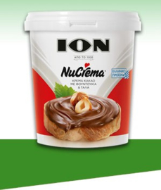Ion Nucréma chocolade pasta 400gr