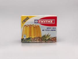 Gelei pudding ananas 2 x 100 gr.