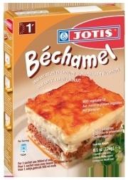 Bechamelsaus, 162 gram ( 3 zakjes van 54 gram )