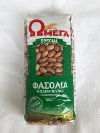 Barbounia bonen 500 gr. Omega