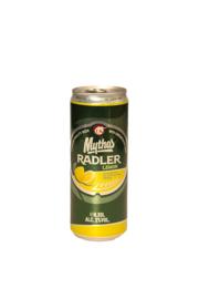 Mythos Radler Citroen 2% blik 330 ml