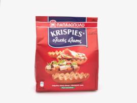 Krispies rood volkoren Papadopoulos 200 gram