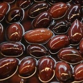 Vers gemarineerde Kalamata olijven 250gram met pit