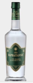 Ouzo Barbayani groen 0.75 liter