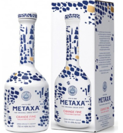 Metaxa Grand Fine (15 jaar) 0,7 ltr.