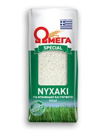 Nychaki Rijst 500 gr, omega