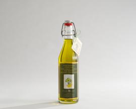 Nieuwe oogst olijfolie beugel 0.5 liter