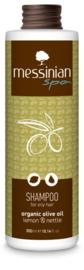 Messinian Spa shampoo lemon brandnetel 300ml