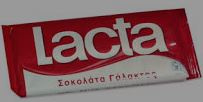Lacta melkchocolade, 85 gram