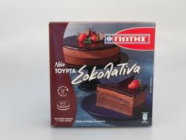Jotis Chocoladetaart, chocolatina