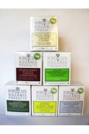 Saffraan thee biologisch kaneel kruidnagel 10 zakjes