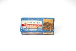 Papadopoulou petit-per volkoren puur chocola 250gr