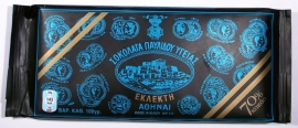 Pavlidis pure chocolade, 70%, 100 gram