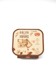 Makedonikos Halvas Mezap cacao per 400gr.