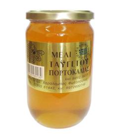 Taygetos sinaasappelhoning Fotopoulos 460 gr.