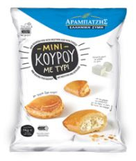 Mini Tyropita Kourou Arabatzis 1 kilo