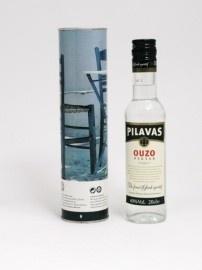 Ouzo Pilavas 0,2 ltr  40%