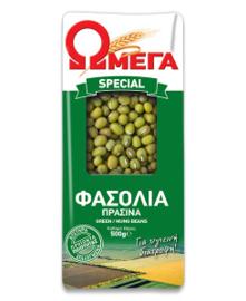 Prasina fasolia 500gr. Omega