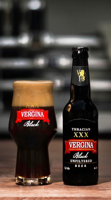 Vergina Black 330ml
