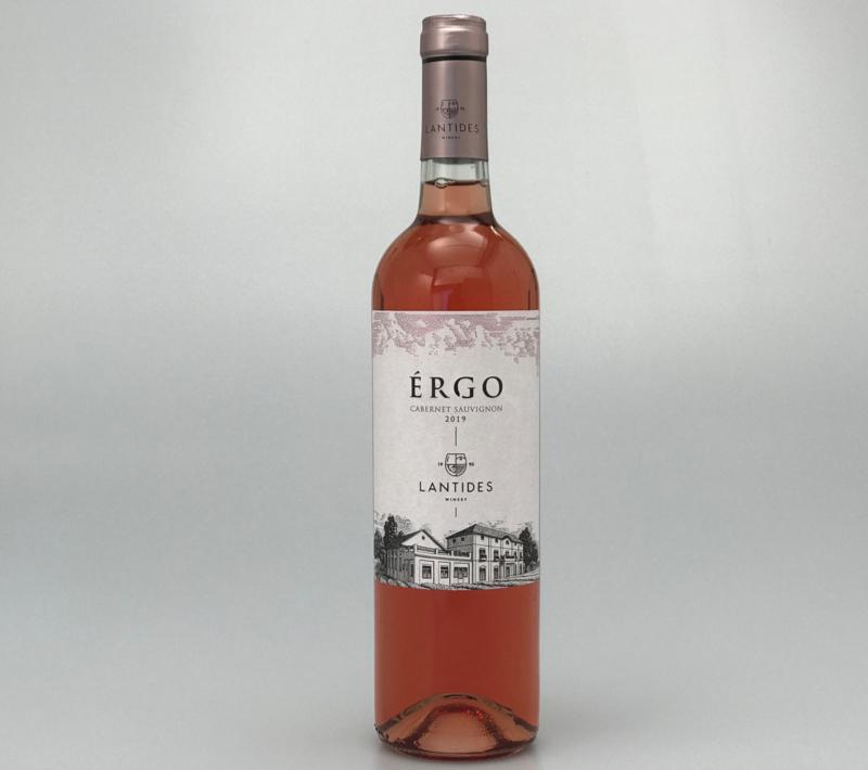 Ergo Rosé Lantidis 750ml. 11,5%
