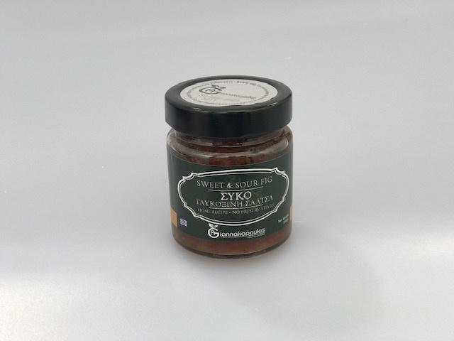 Chutney van Kalamata vijgen 250 gr.
