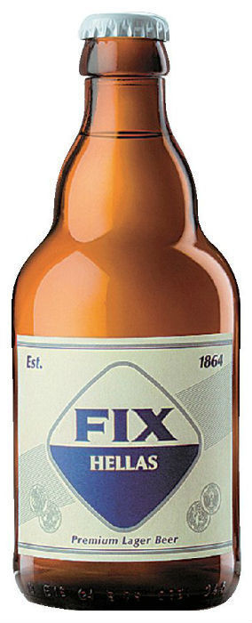 Fix bier 330ml. per stuk