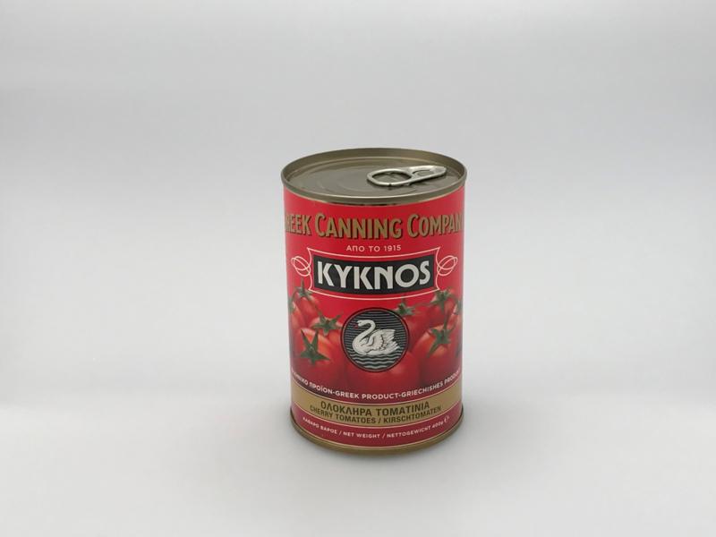 Kyknos cherrytomaat in blik 400ml