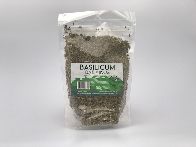 Basilicum 50 gram Thalassa