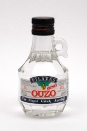 Ouzo Pilavas karaf 0,2 ltr. 40%