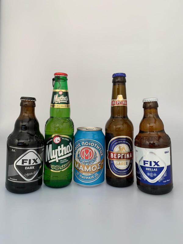De beste Griekse biertjes