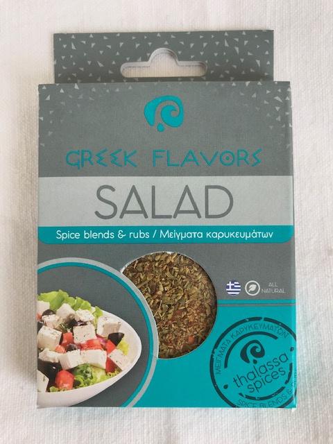 Saladekruiden 40 gr. Thalassa