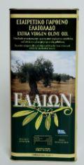 Extra Virgin olijfolie Eleon blik 5 liter