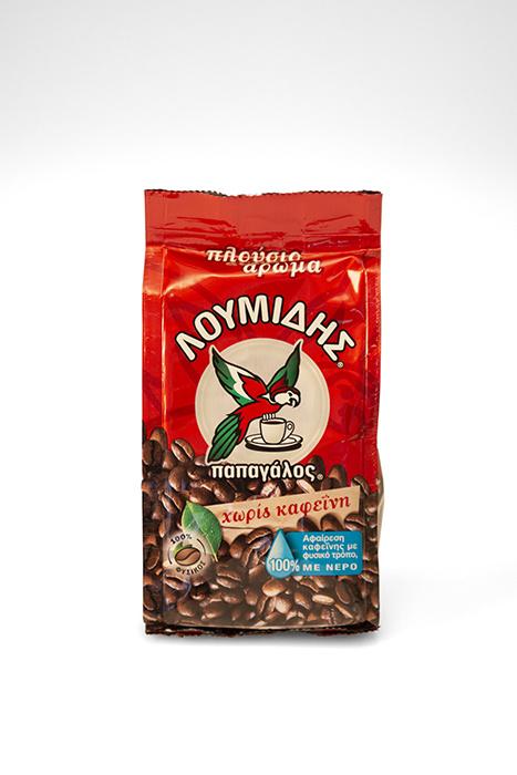 Loumidis cafeïne vrij 95 gram