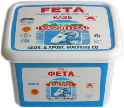 Feta Vassilitsa 1 kilo in wei