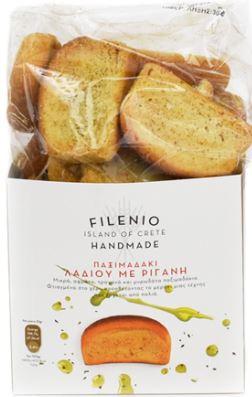 Paksimadi ladiou (olijfolie / oregano) klein, 350 gram