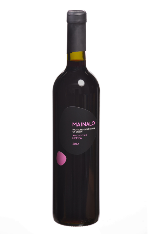 Menalon Nemea Inomessiniaki 750ml.