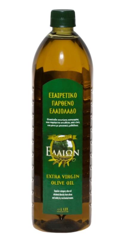 Extra Virgin olijfolie Eleon pet 1 liter