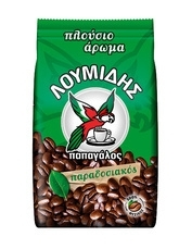 Griekse koffie Loumidis, 195 gr.paradosiakos