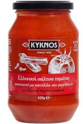 Kyknos Pastasaus met Kaneel 425 gr.