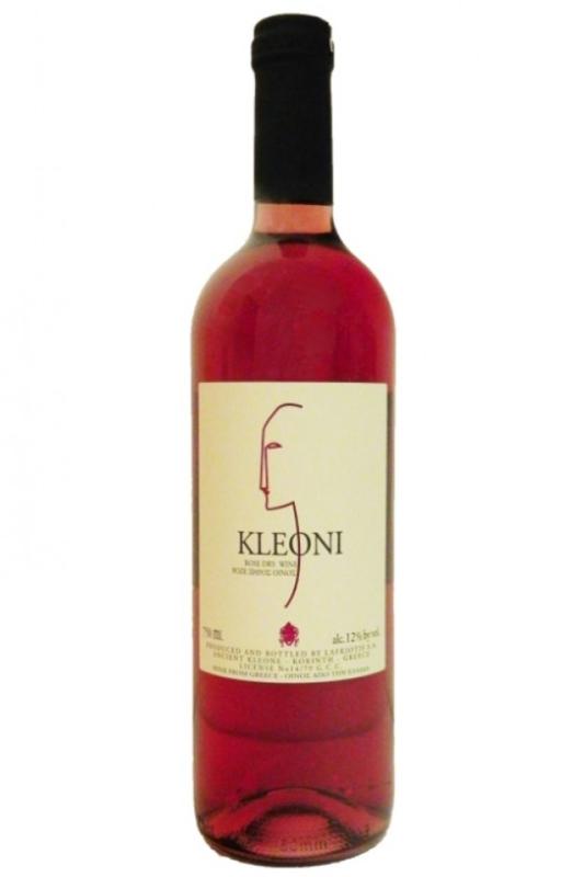 Kleoni rosé Lafkiotis 750ml. 11,5%