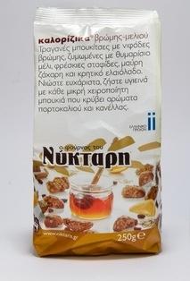 Kalorizika honing, 250 gram