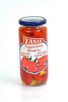 Gegrilde rode paprika (piperjes Florinis) 375ml