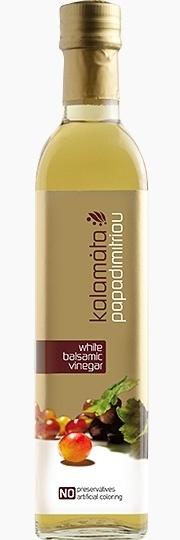 Kalamata, witte balsamico azijn 250ml