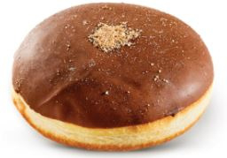 Donuts loukoumas 145 gram per 2 stuks met chocolade Arabatzis