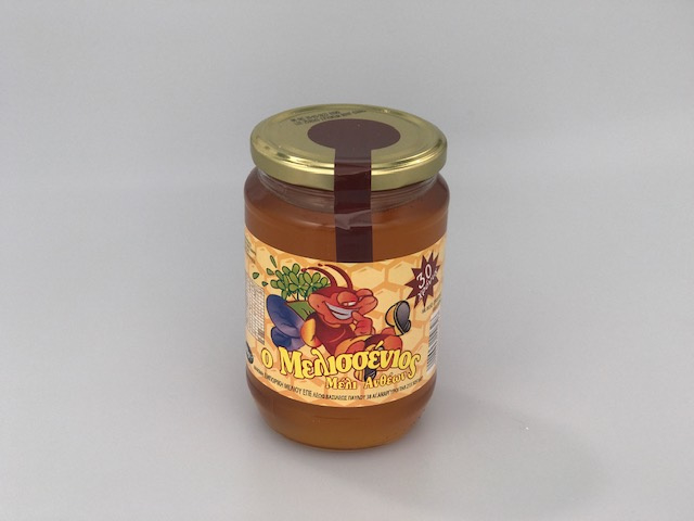 Bloemen honing Melisenios  900 gram