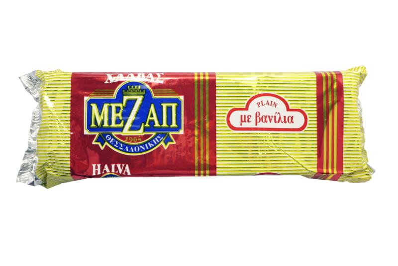 Macedonikos Halva Mezap vanillia 1 kilo