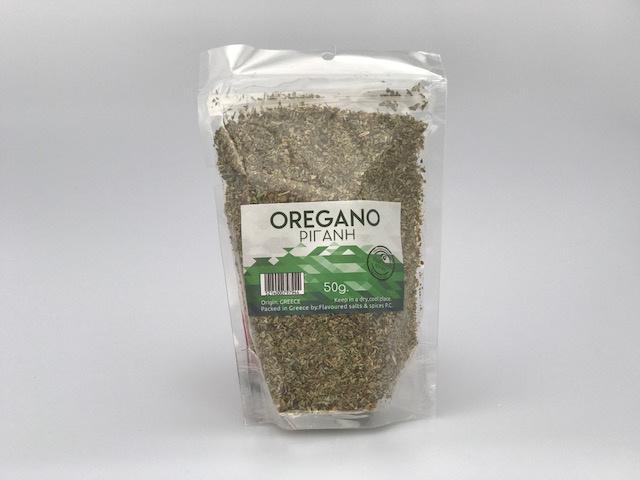 Oregano 50 gram Thalassa