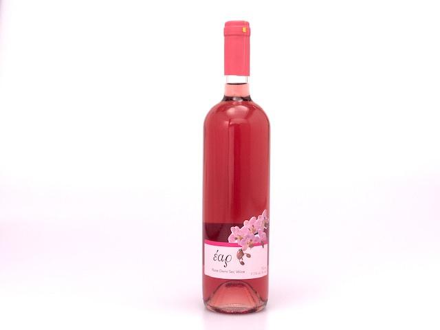 Ear rosé Inomessiniaki 750ml. 11,5%