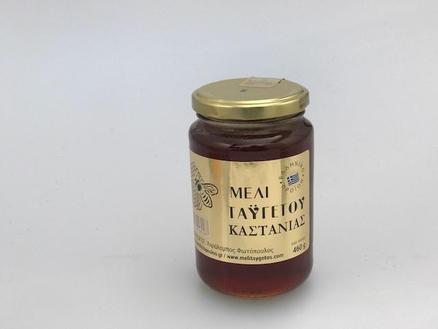 Kastanje honing Fotopoulos 460 gram